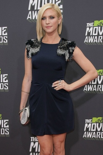 mtv movie awards Brittany Snow