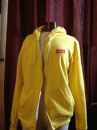 carmex hoodie