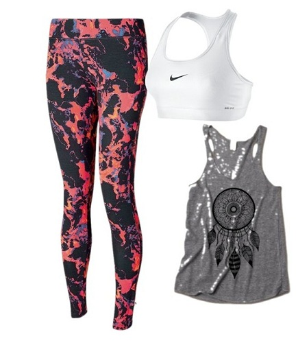 0277cac034c10 Fit and Fashionable: How to look stylish while working out | First ...
