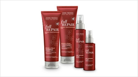 john frieda hair repair