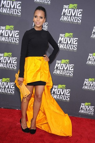 mtv movie awards kerry washington