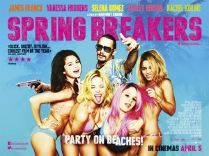 spring breakers jacket