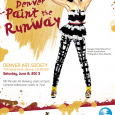 Kick off your summer at Denver Paint the Runway presented by First Class Fashionista! June 8th, at the Denver Art Society in the Art District on Santa Fe. An exciting […]