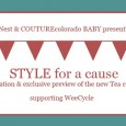 Presented by Nest and COUTUREcolorado, Style for a Cause is a fabulous event coming Sunday, June 23, 2013 to Denver, CO. It will be great fun for the whole family, […]