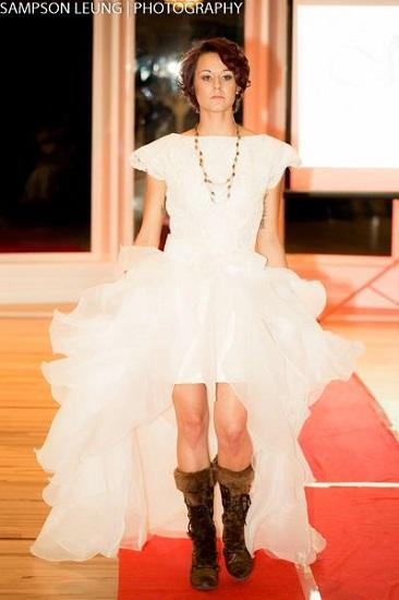 DenVhere Magazine Fashion Show