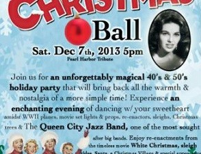 *Picture gallery below. On Saturday, December 7th, baby it was cold outside as more than 3,000 guests braved 3 degree weather to attend the 4th annual 1940's White Christmas Ball […]