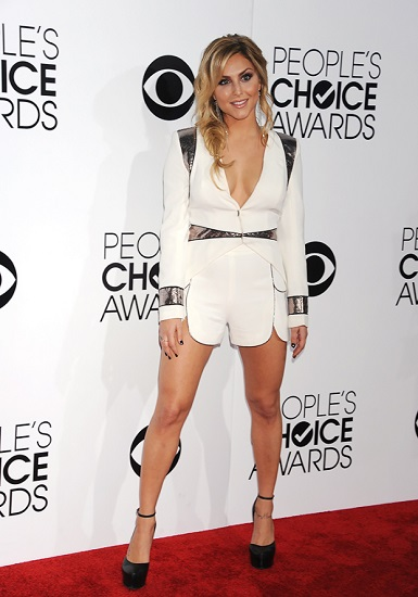 Cassie Scerbo Red Carpet