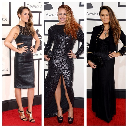 grammys red carpet fashion