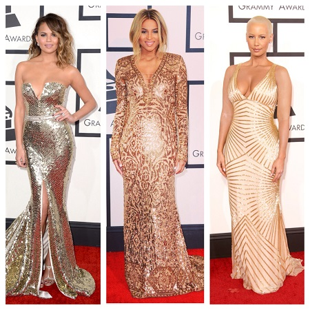 grammys red carpet trends