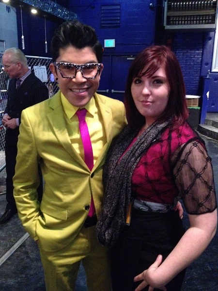Mondo Guerra at Goodwill Fashion Show