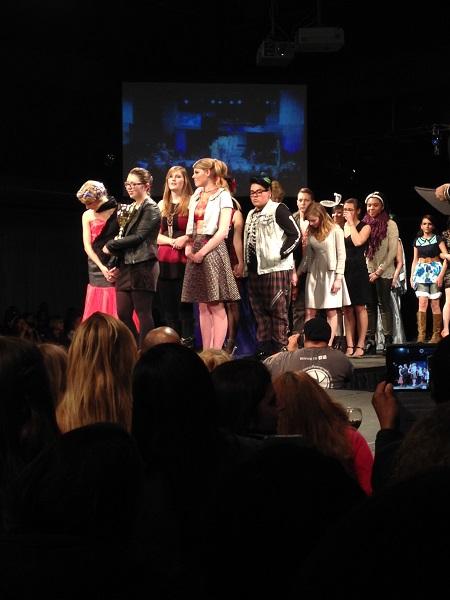 Good Exchange fashion show winners