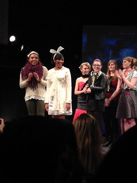 Goodwill Fashion Show Awards