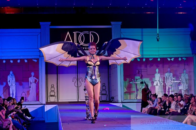 ADCD Paper Fashion Show
