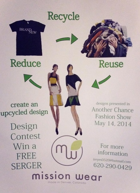 mission wear fashion show