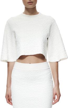 Alexander McQueen skirt suit