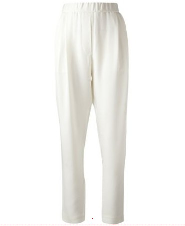 Phillip Lim white pants