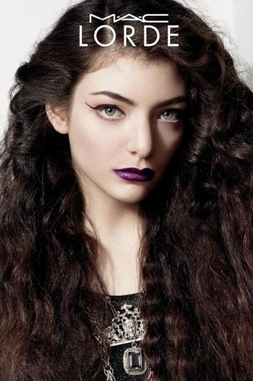 lorde makeup