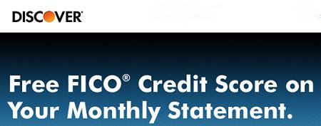 Discover Free Fico Score