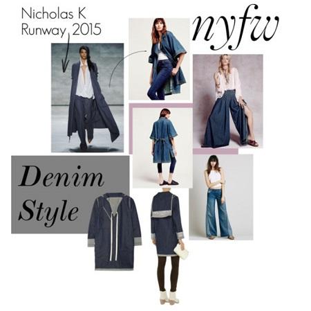Nicholas K Denim