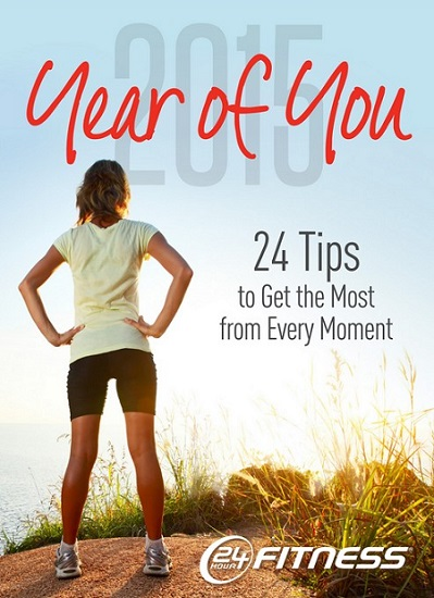 24 Hour Fitness Year of You