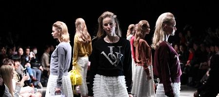 Meredes Benz Fashion Week Tokyo