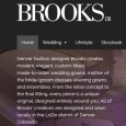 This just in– March 12th, Denver, CO Brooks LTD will showcase their new line at the Evening of Caring Gala benefiting Sue Miller Day of Caring, a breast cancer organization. […]