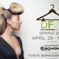 Denver Fashion Weekend Spring 2015, presented by Schomp Automotive, is coming up ths weekend!From April 29 to May 3, Colorado fashion lovers will be privy to the works of local […]