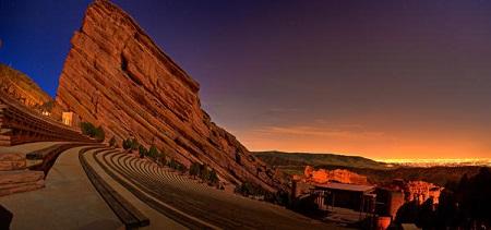Red Rocks Colorado