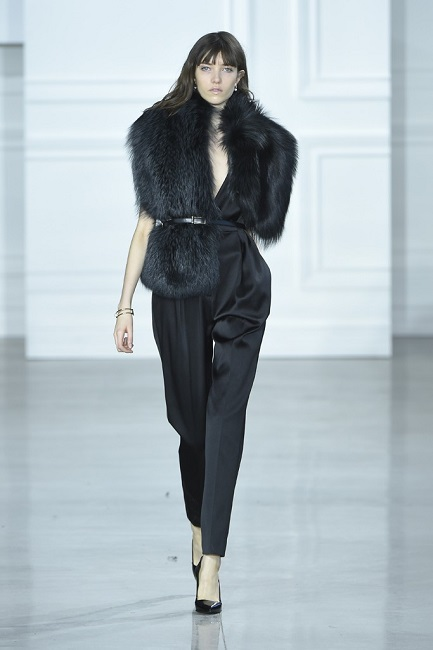 NYFW Jason Wu fur