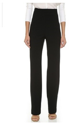 Tara Melon High Waist pants