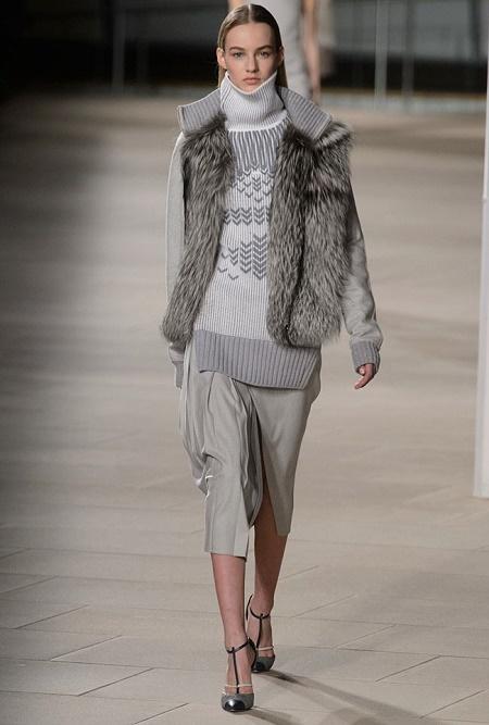 NYFW Fur