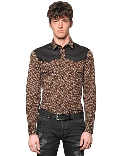 Just Cavalli Mens Shirt