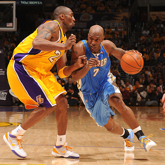 NBA Playoffs- Lakers vs. Nuggets Game 5 – First Class ...