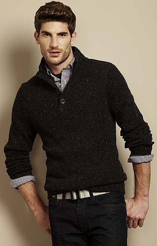 Men's Fashion Sweater-Tips and Photos
